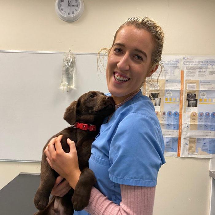 Orla Ryan Veterinary Nurse - Briarhill Vets